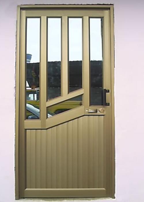 Modelos De Puertas De Aluminio Para Exterior Puertas Exterior